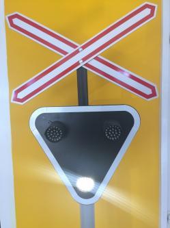 Kid Vasúti biztosítóberendezés oktató forgalomirányító készülék 2.Kép